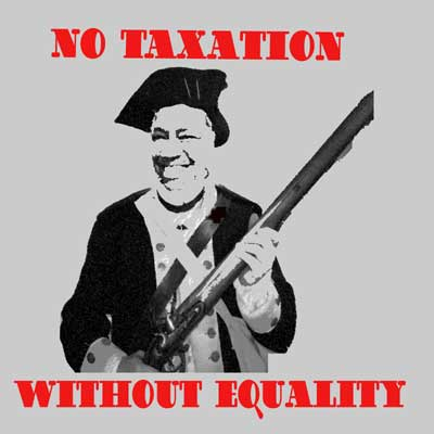 No Taxation Without Equality
