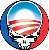 Deadheads for Obama stealy